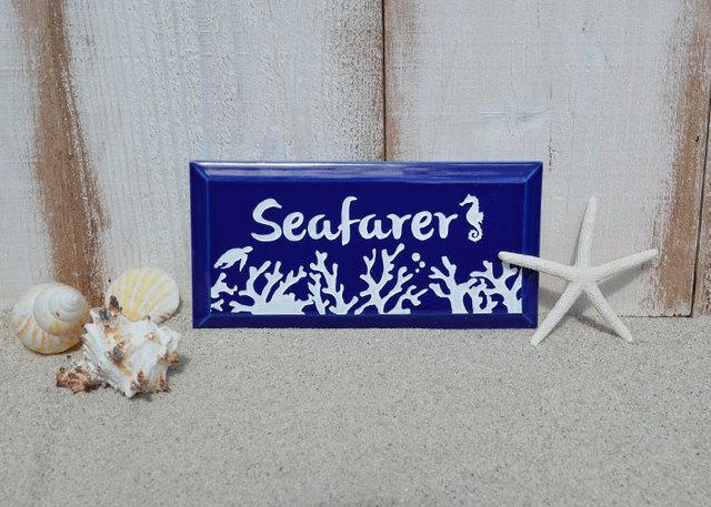 珊瑚礁表札