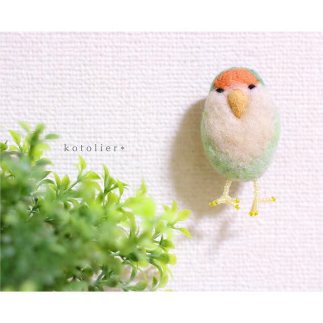 【miikoさまオーダーページ】鳥ブローチ...