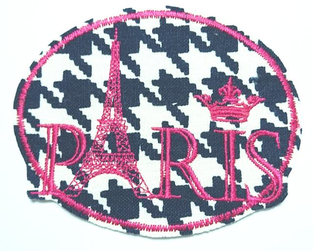 Parisデザインワッペン