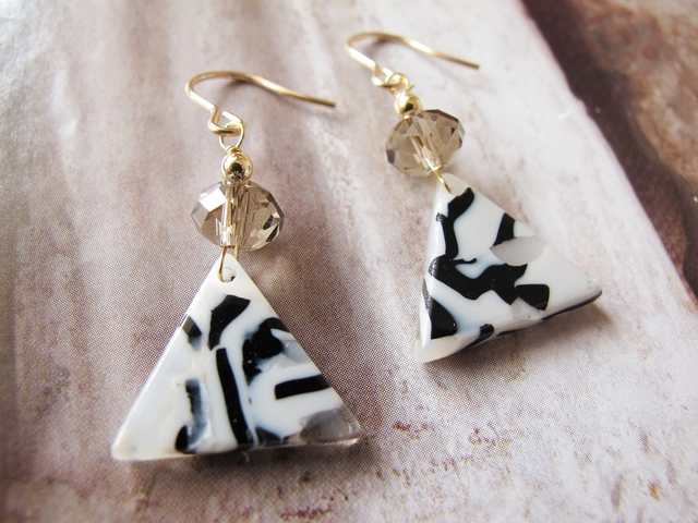 * zebra triangle * 14KGF autumn ピア...