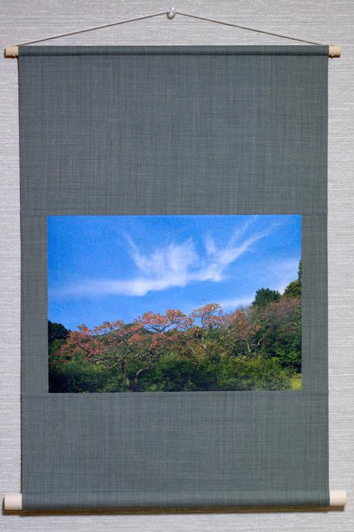 壁掛け 空・雲シリーズ「天馬翔る」