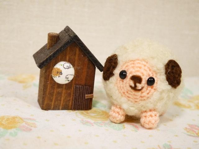 羊さん(白・大)