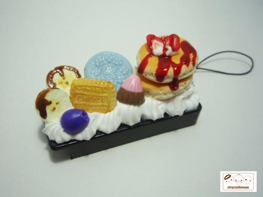 【値下げ】ホットケーキのフリスクケース
