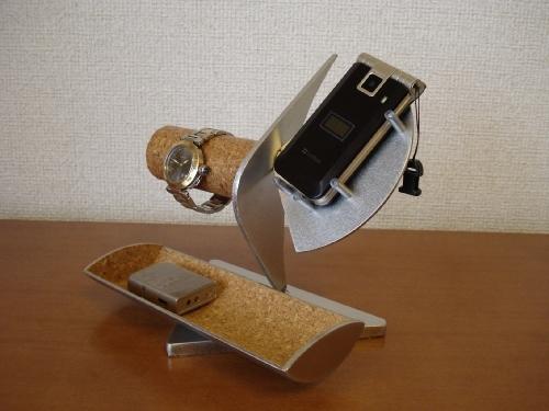 腕時計、スマホ、大きいロングトレイス...