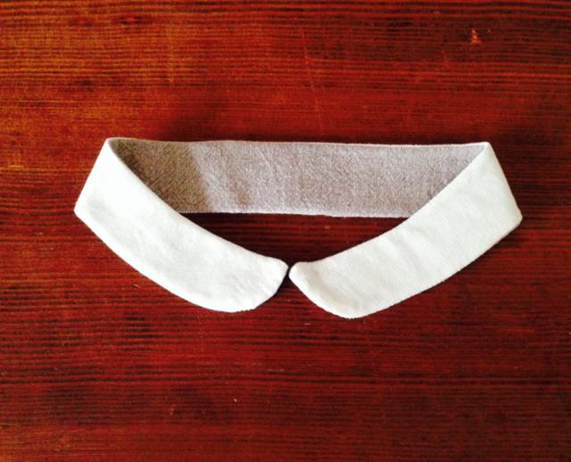 (再販!)小さめ丸襟の付け襟j