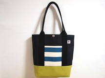 NEW  iroiro tote 「middle」 BlkHGSbBlk