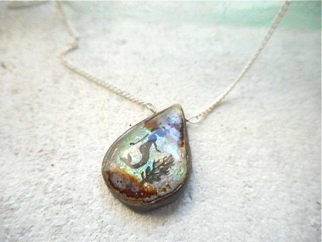 Under The Sea   海の底の人魚のネックレス Silver925