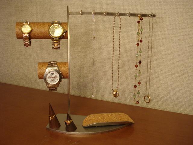 腕時計スタンド 腕時計、ネックレス、...