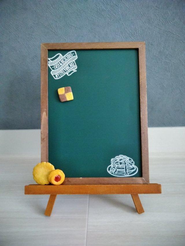 カフェ風 mini黒板