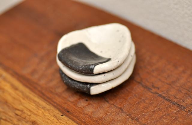 おにぎりの箸置き#3個セット(海苔、梅干し、ごま塩)