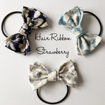 Hair Ribbon Strawberry