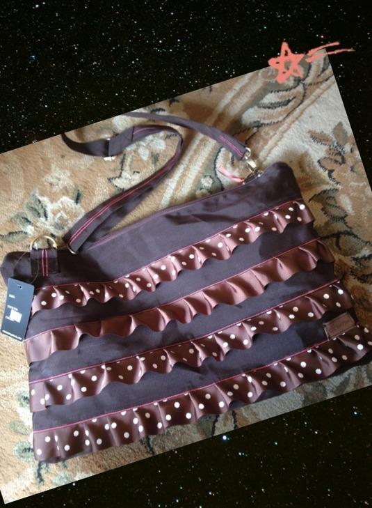 畳の縁(へり)バッグ