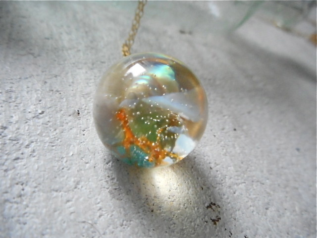 Seascapes Necklace   Q