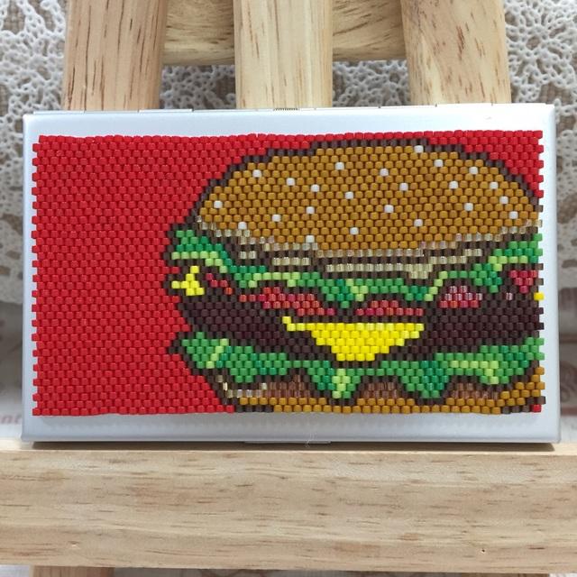 カードケース(ハンバーガー?)
