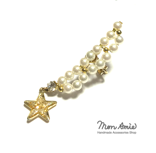 ������̵����Shooting �� Star Bijou Earcuff�ʱ����ѡ�
