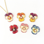 VIOLA NECKLACE -6color-