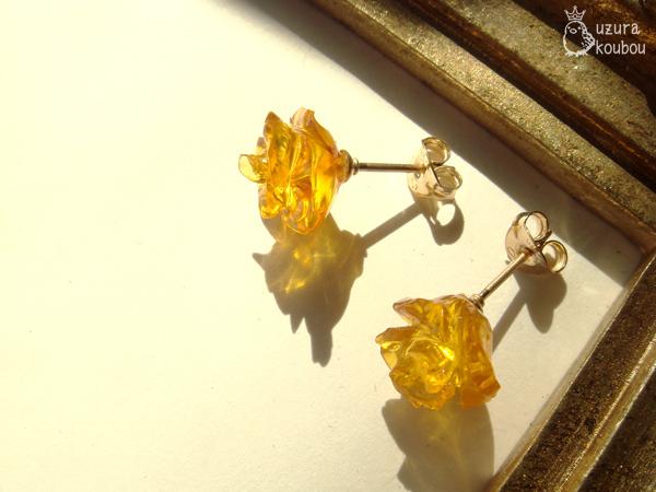 k14gf Amber rose