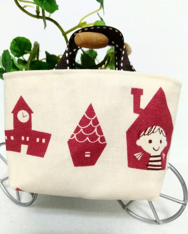 ミニミニトート★小さなハウス