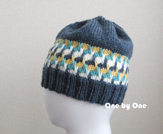 ニット帽(4色カラフル)