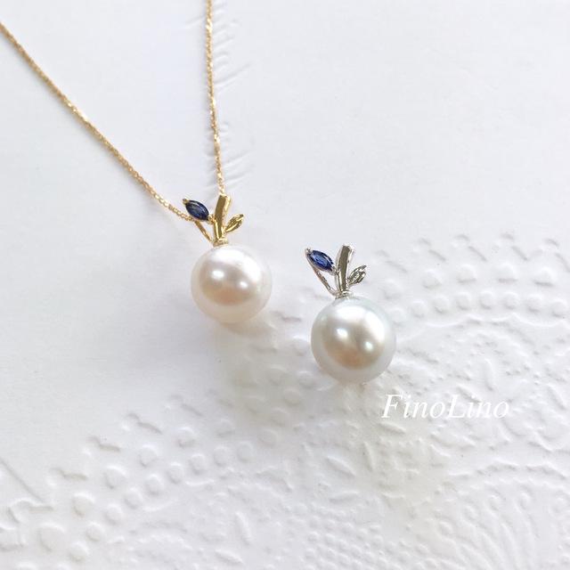【frutta】 南洋白蝶パール × サファイ...