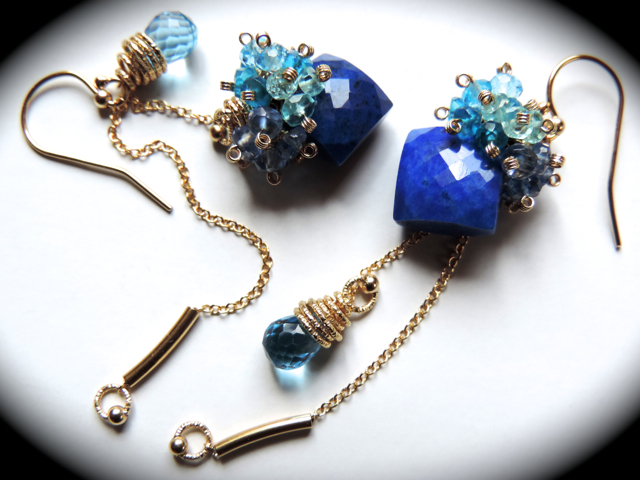 『Blue planet ( earth )』Pierce by K14GF