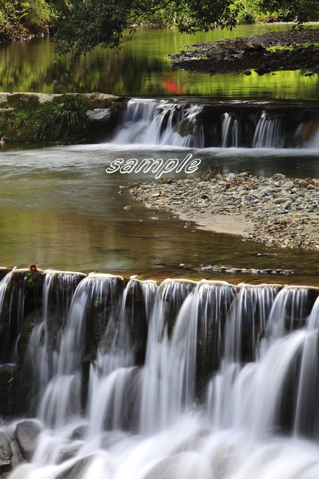 秋の飛鳥川