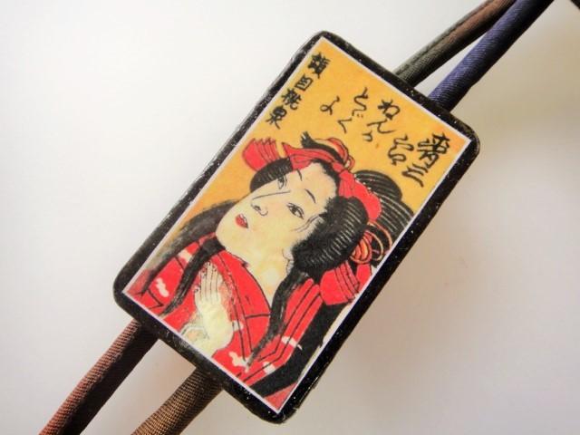 歌舞伎 ループタイ2837