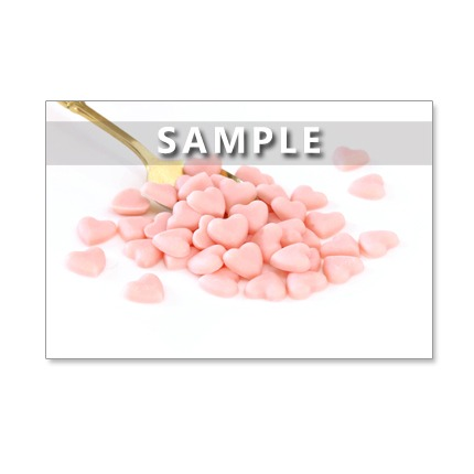 1043)Postcard 5枚組 ハートの季節 バレンタイン