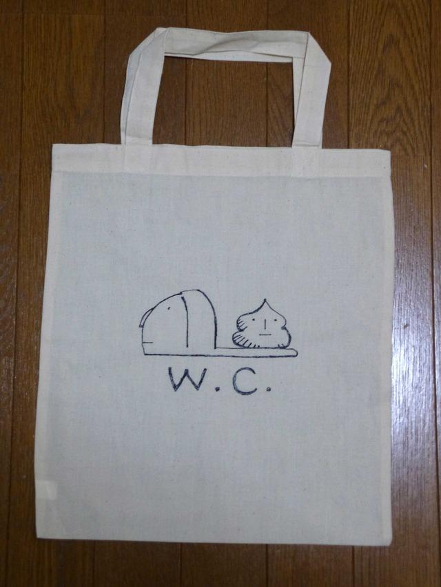 エコバック「W.C.」