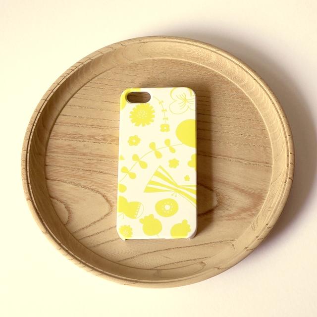 bliss ( yellow ) スマホケース - S / ...