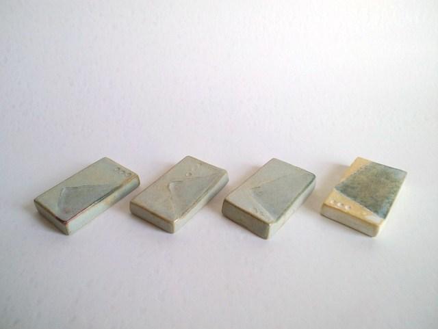 四角い箸置きセット