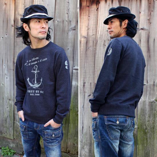 【JIKUU BY SLC】コットン/ミリタリー/...