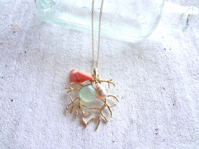 <SOLD>   ☆再販☆  coral dream コーラルドリーム
