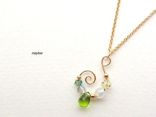14kgf*ムーンストーン*Fairy Green* ...