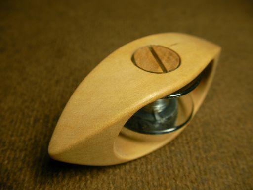 ボビン(11.5mm)式 黄楊(ツゲ)御蔵島産