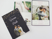 [ Confetti Wedding / order ]
