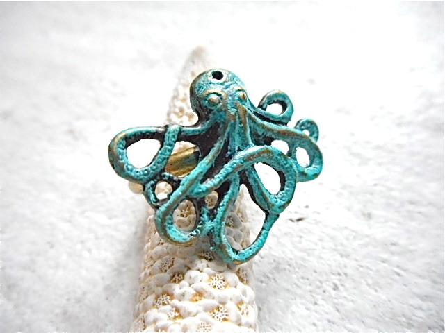 Octopus Ring