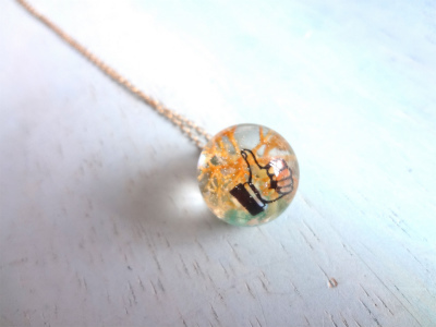 「イイね!」のSeascape Necklace