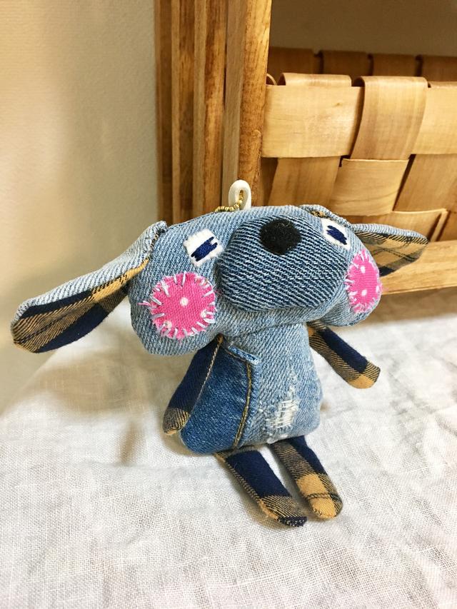 イヌやんバッグチャーム-1
