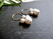 *再販*14kgf  pearl pierce