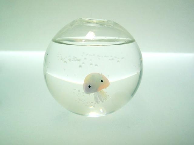 ぷちアクアリウム くらげちゃん ボール型 A