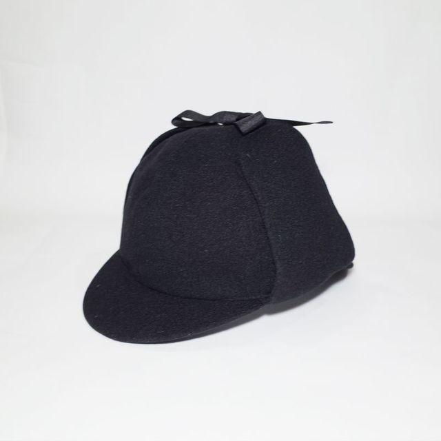 オリジナル DEERSTALKER  BLACK