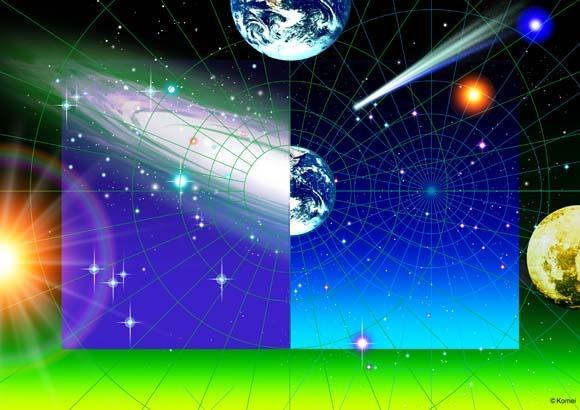 <No.29『素晴らしきかな空の世界』>ゼロポイントアート/KOMEI-ART