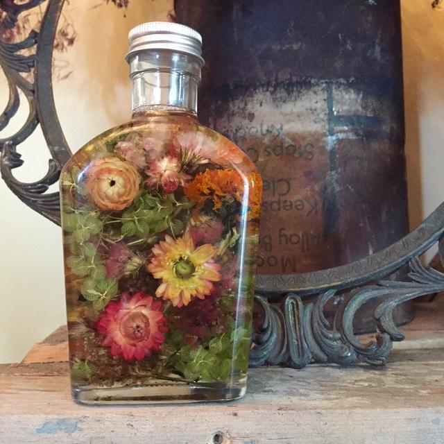 original herbarium ? flower bottle 【...
