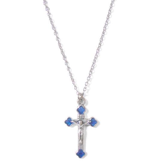 クロス十字架ペンダントネックレス