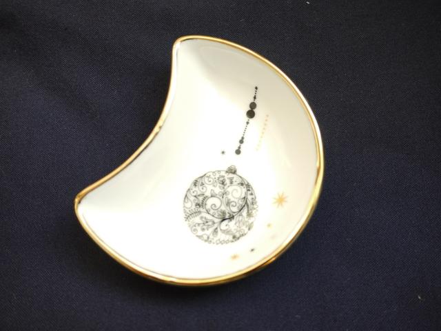 お月さまのプチ皿