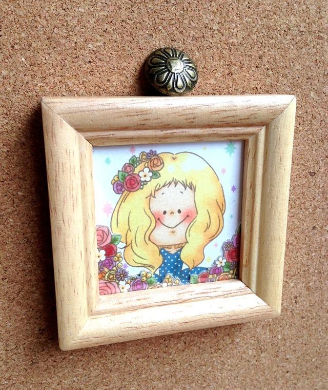 Flower Garden - Girl