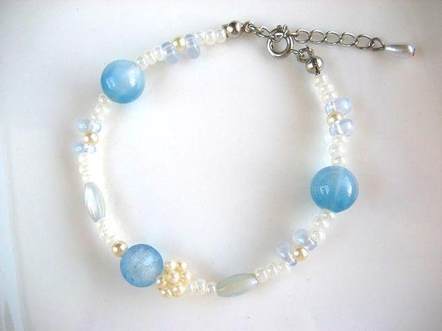 Blue Princess(ブレスレット)_508