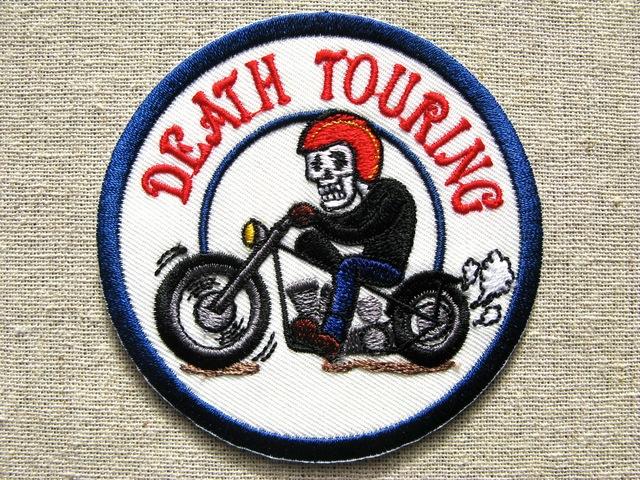 ��DEATH TOURING BLUE�ٻɽ���åڥѥå�