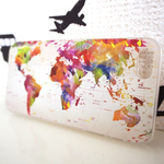 【iPhone7/7plus】World map iPhone case